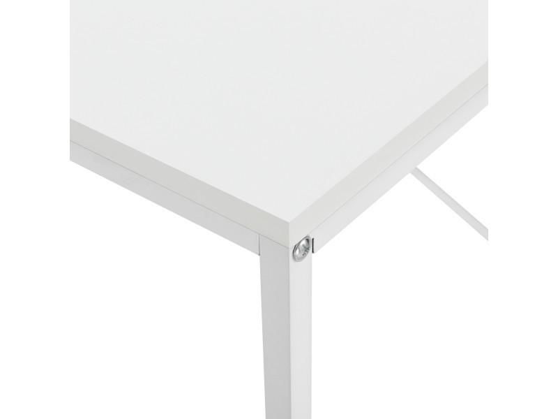 Table bureau ikea blanc cm te koop dehands be
