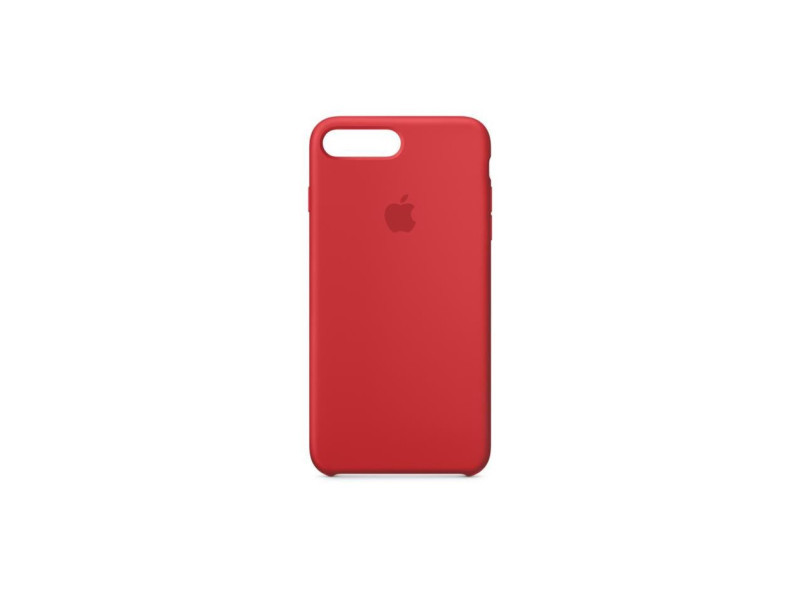 apple coque en silicone pour iphone 8 / iphone 7 - product red