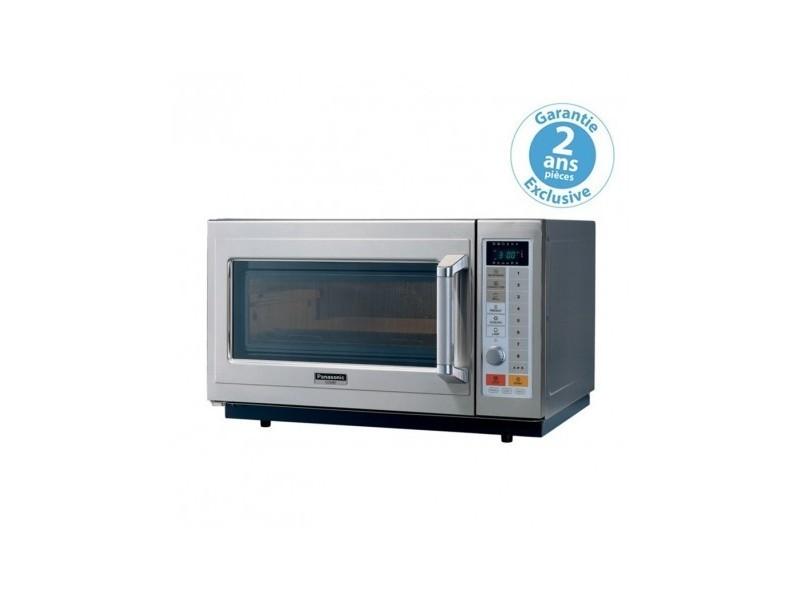 Four micro-ondes professionnel multi-fonctions- 30 l - 1350 w - panasonic - 3000 cl