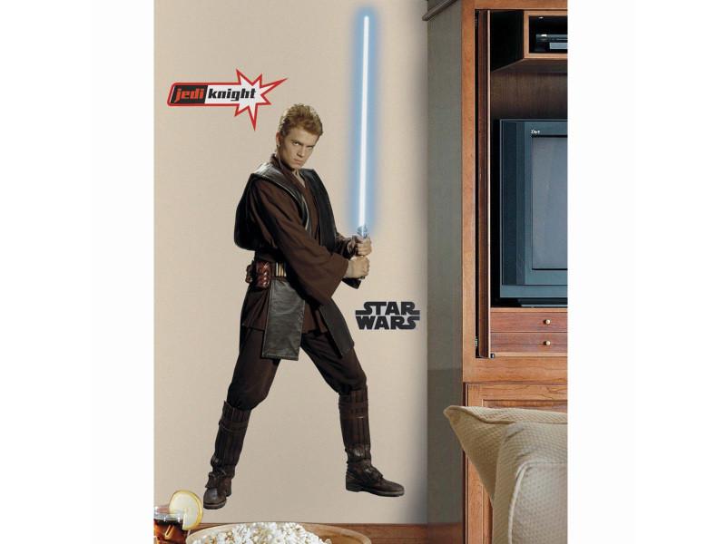 Stickers géant anakin skywalker star wars