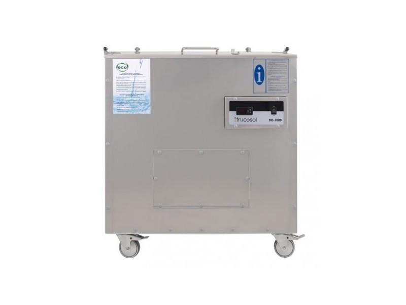 Machine à dégraisser - 280 litres -
