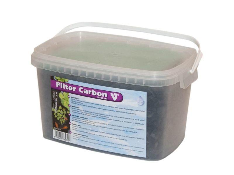 Vijvertechniek (vt) velda (vt) charbon de filtration 1000 g 403228