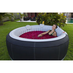 Ospazia - spa gonflable luxe 4 personnes