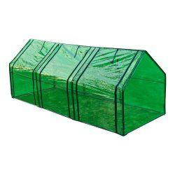 Serre de jardin 240x90x90 cm jardinage 1602010