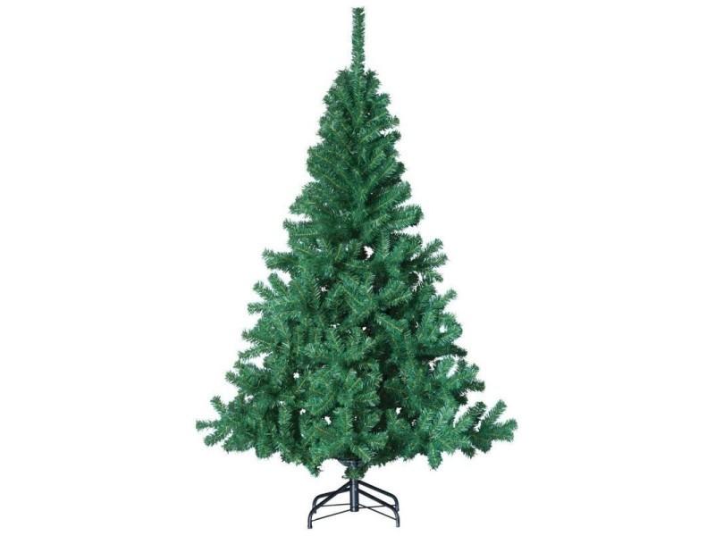 Sapin de noël vert 180 cm de hauteur elegant