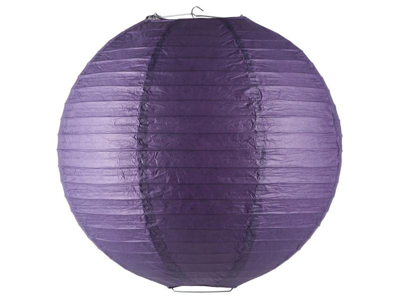 De Lanterne CmViolet Vif Vente Boule Diam45 Lampe Coloris knOw0P