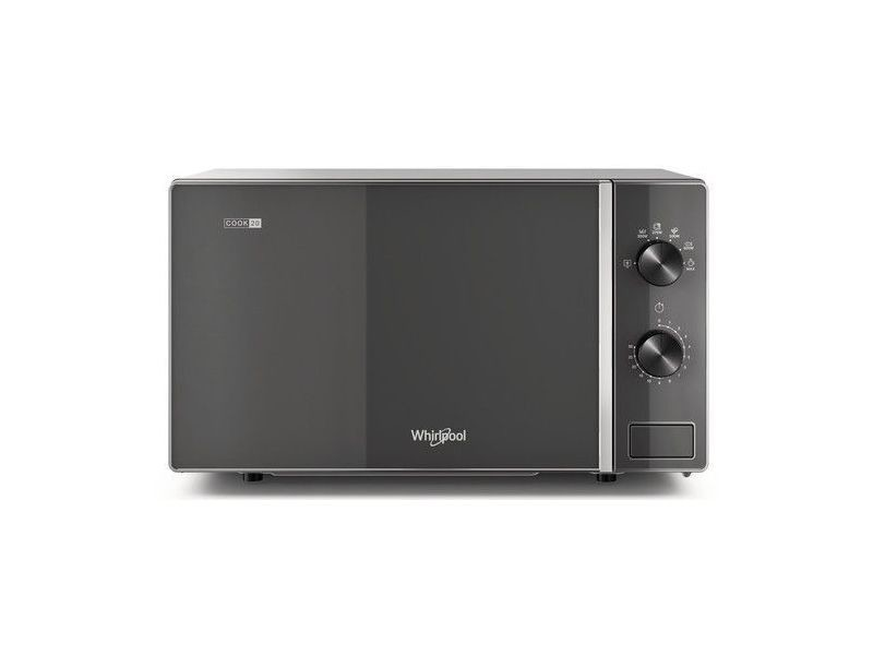 Micro-ondes pose libre 20l whirlpool 700w 45.2cm, mwp 101 m