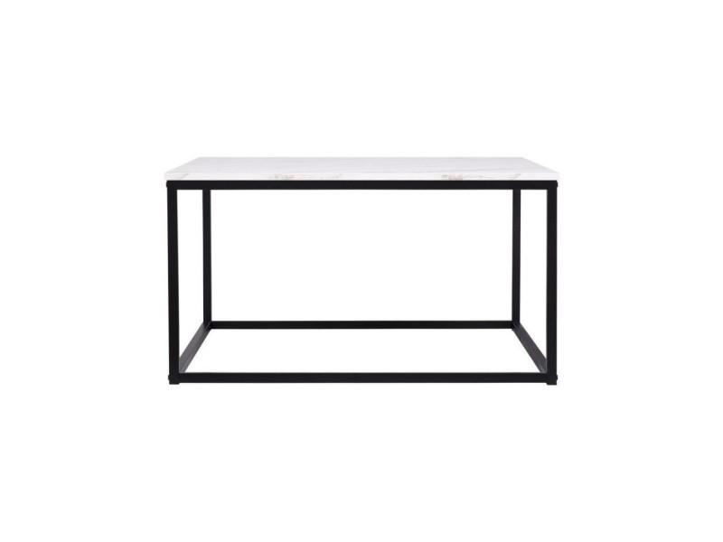 Table basse carrée - en métal - mable HT20C39SQU