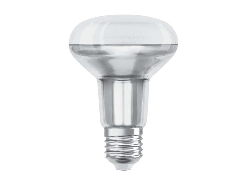 Ampoule osram led à filament | culot e27 | forme réflecteur r80 | dimmable | blanc chaud 2700k | 5,9w (équivalent 60w)