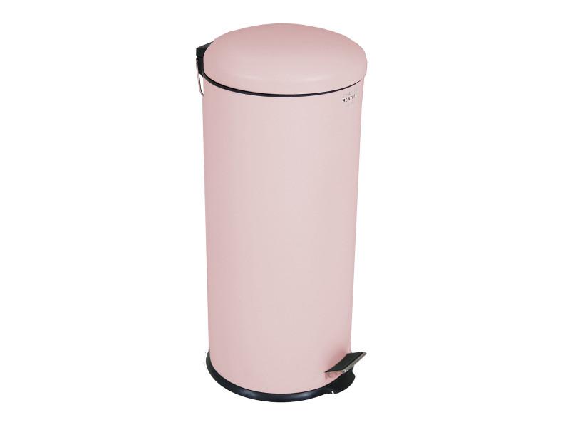 Charles bentley 30l dôme poubelle matte rose cuisine pastel ...