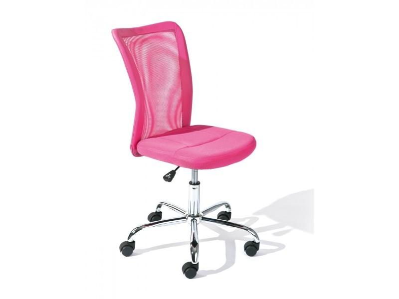 Clide fushia fauteuil de bureau vente de altobuy conforama