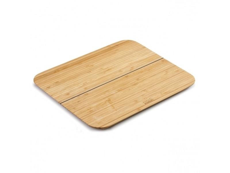 Planche à découper pliable chop2pot bamboo grand modèle