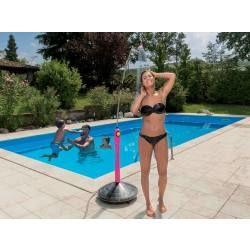 Douche solaire pour piscine sunny style - fuchsia