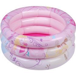 Piscine bébé gonflable - diam. 0,7 x 0,3 m - princesse disney