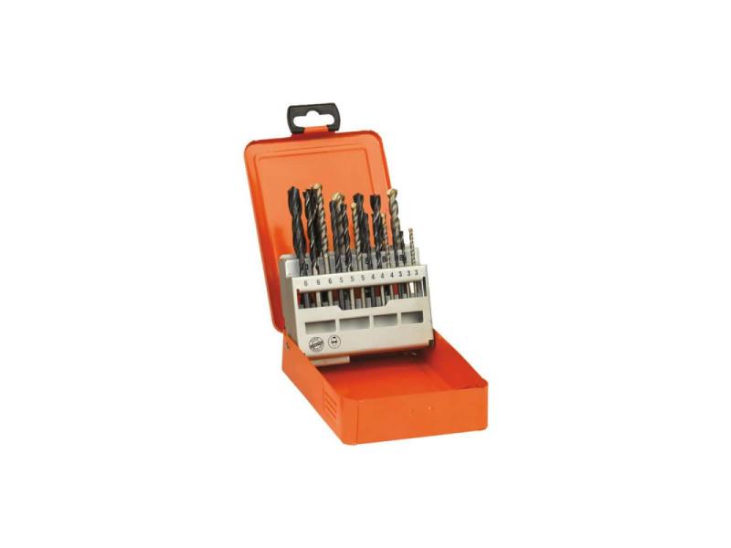 Coffret maxi mix 18 forêts aeg hss bois métal béton 4932352463 4932352463