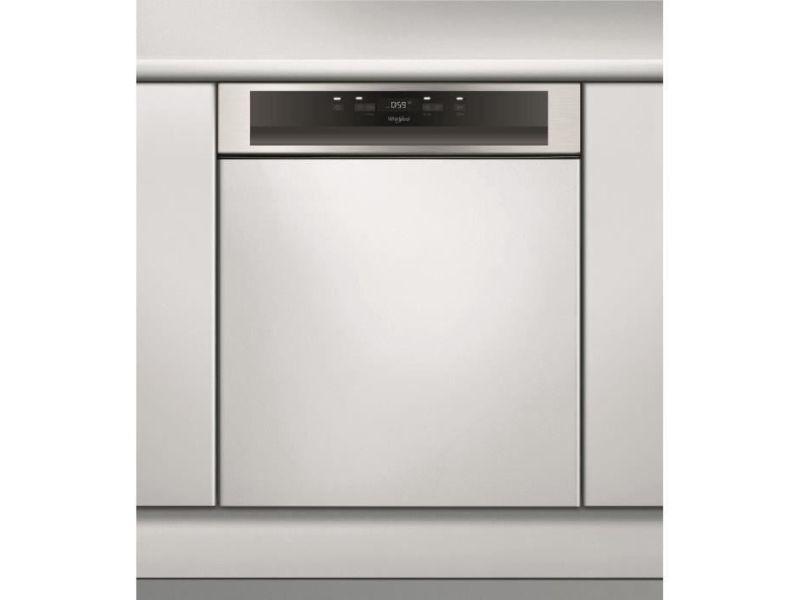 Lave-vaisselle encastrable whirlpool 13 couverts 60cm a+, whiwbc3b18x WHIWBC3B18X