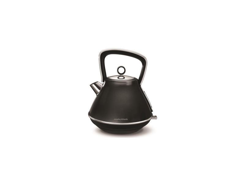 Morphy richards evoke retro bouilloire 1,5 l noir 2200 w m100105ee