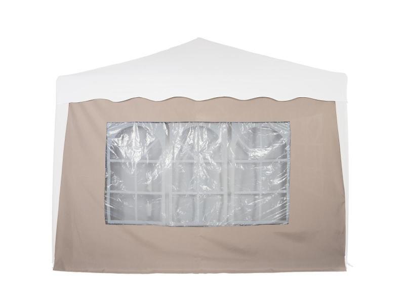 Instent® panneau latéral > avec 3 fenêtres, sans fermeture à glissière, coloris au choix - couleur : beige