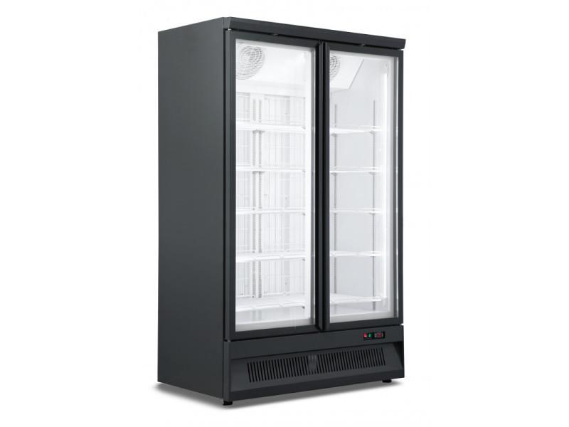 Armoire réfrigérée négative svo 2 ou 3 portes en verre - combisteel - r290 3 portes 1253 mm vitrée