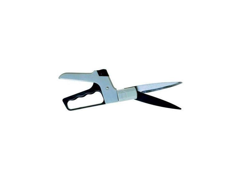 Cisaille à gazon manuelle orientable spear & jackson