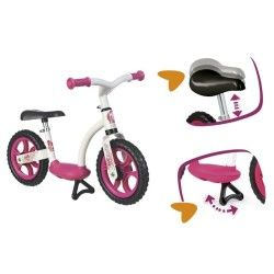 Draisienne fille vélo sans pédale smoby