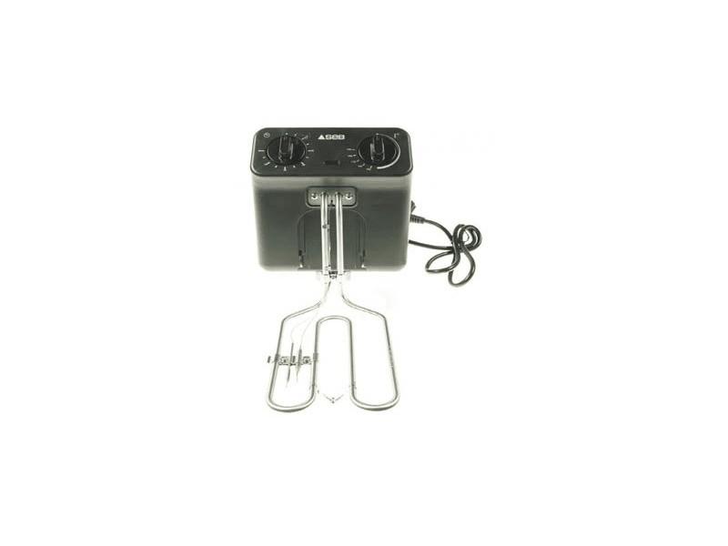 Boitier resistance noir pour petit electromenager seb - ss-992898