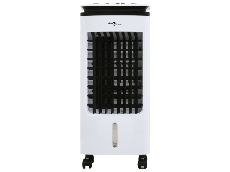 Vidaxl refroidisseur d'air humidificateur purificateur d'air 3en1 80 w 51130