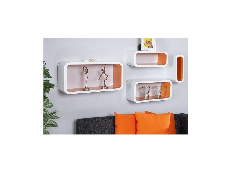 Maison du monde tagre murale cheap gallery of tagres for Tableau metallique ikea