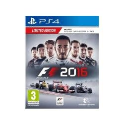 F1 2016 edition day one jeu ps4