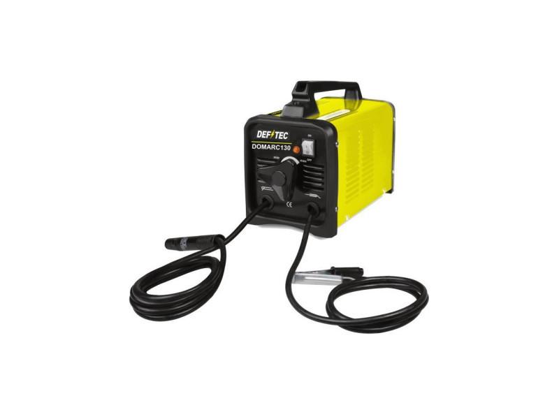 Poste a souder - 130 amp - jaune/noir DOM3760040203041