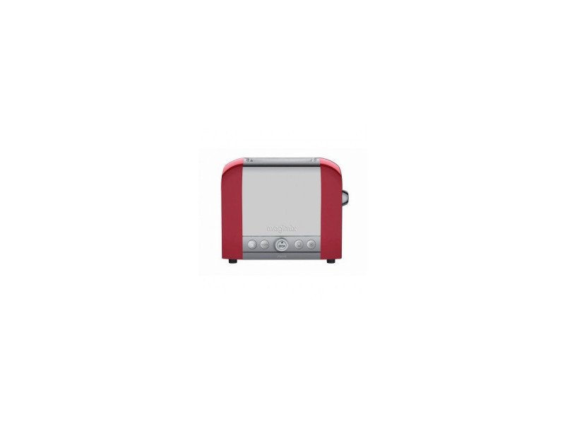 Le toaster 2 rouge CDP-11506