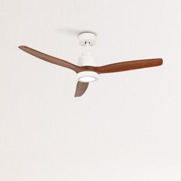 Ventilateur de Plafond 40W DC Revers IKOHS WINDLIGHT Black
