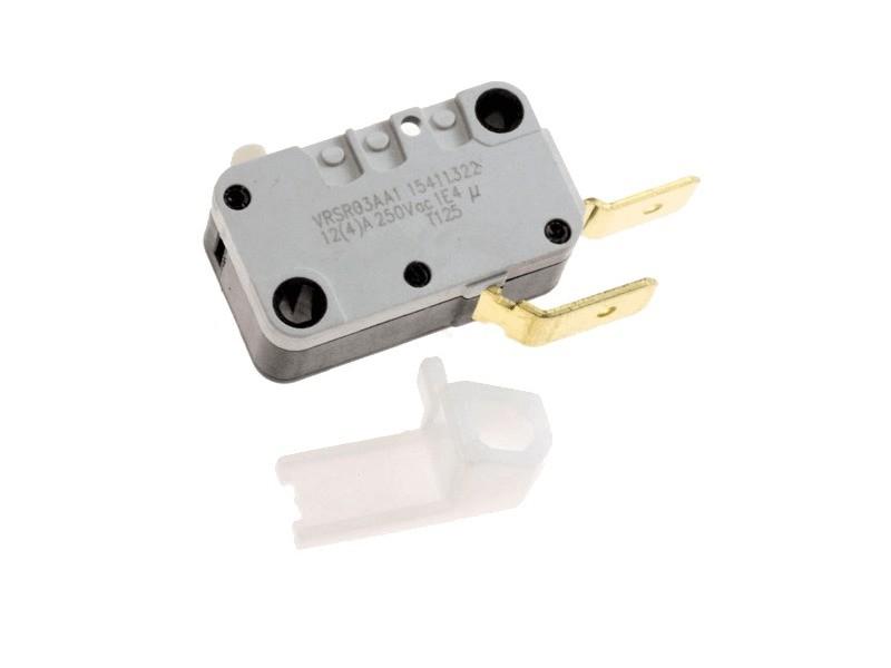 Micro-switch + curseur de securite pour hotte scholtes - c00139787