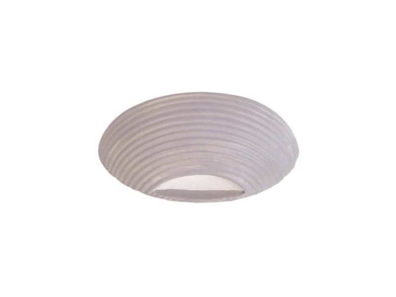Ceramique maria applique en céramique 31x9x11 cm taupe vente de