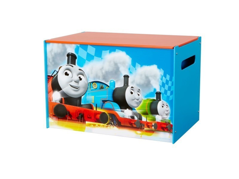 Coffre à jouets enfant design thomas le train - Vente de Armoire ...