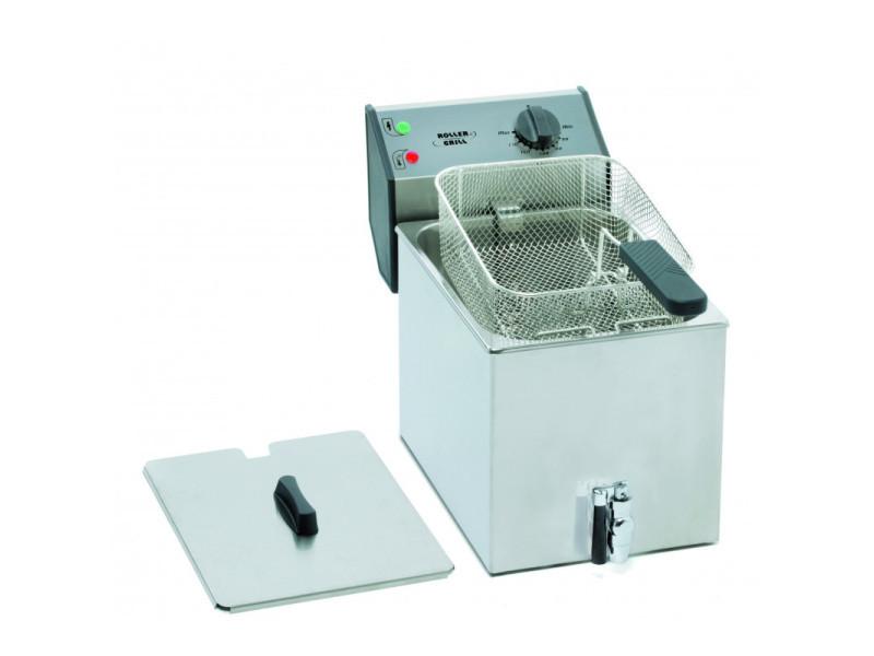 Friteuse professionnelle à poser avec robinet 8 à 12 l - stalgast - 8