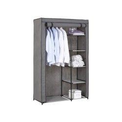 une armoire la fois belle et pens e pour tout ranger sans souci. Black Bedroom Furniture Sets. Home Design Ideas