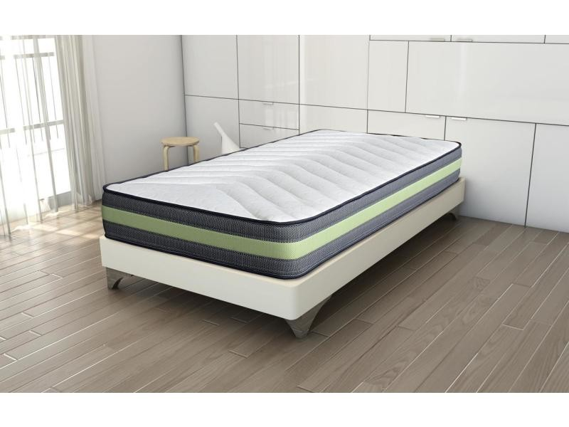 matelas fibres naturelles r versible junior 90x200 cm junior 90x200 vente de matelas 2. Black Bedroom Furniture Sets. Home Design Ideas
