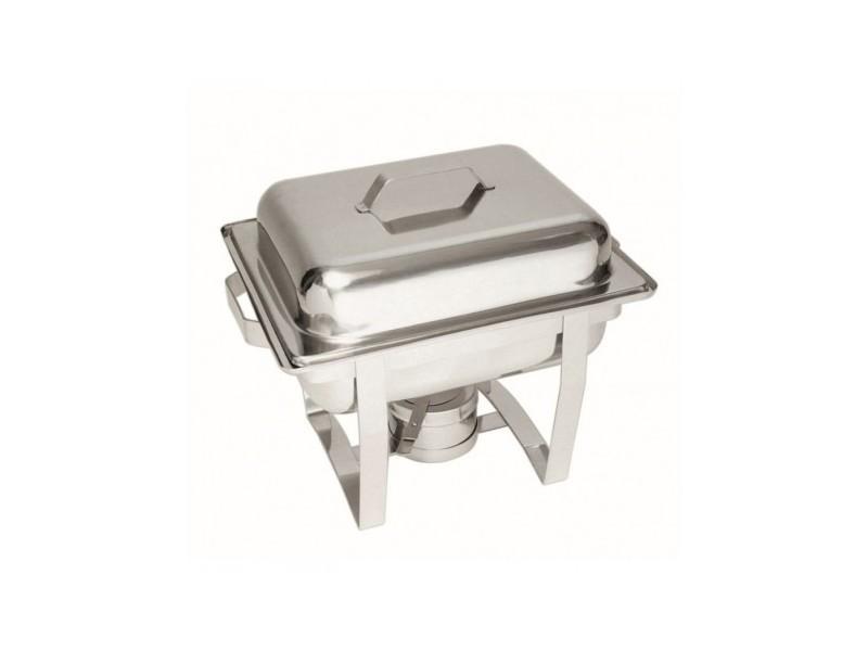 Chafing dish gn 1/2 empilable - batscher -