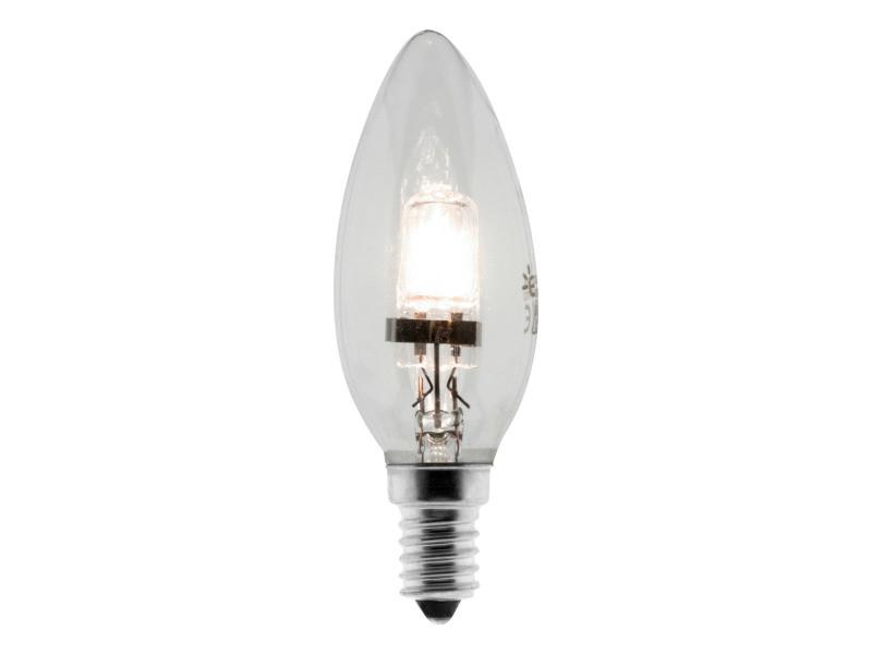 Lot de 3 ampoules halogène 28w e14 496531