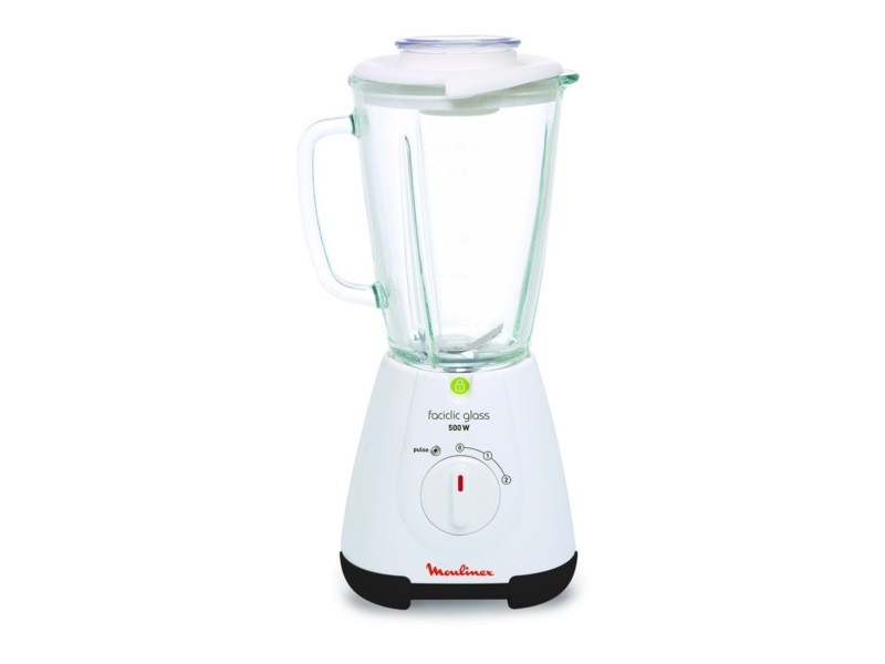 Moulinex blender faciclic glass 500 1,75l lm310112