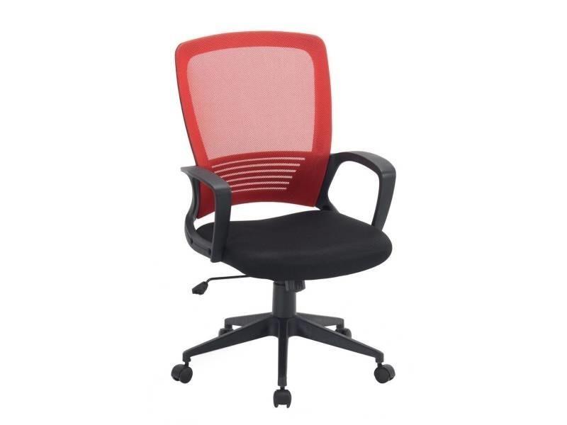Kayelles lest fauteuil de bureau rouge 518 lest rouge vente de