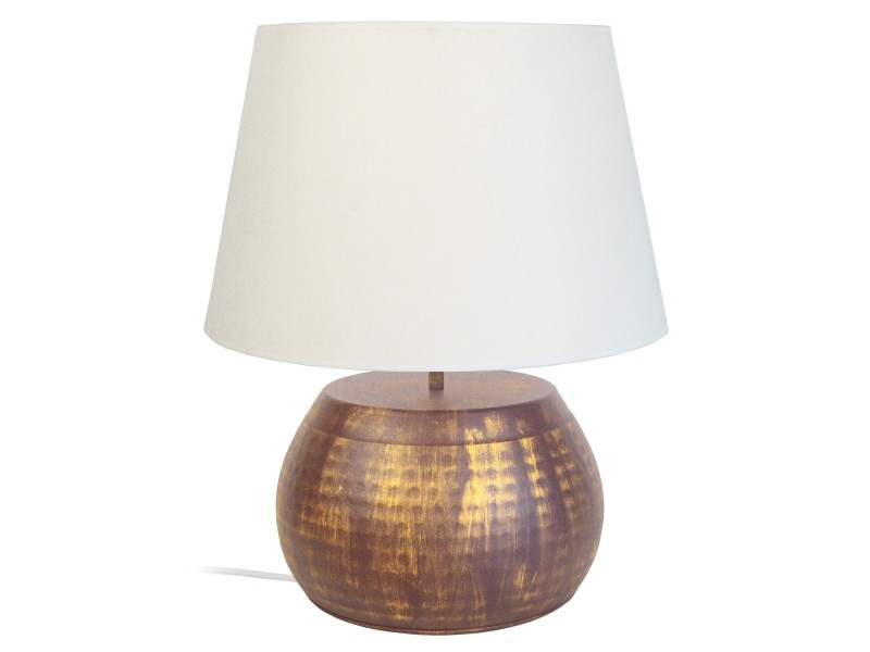 Tosel Lampe A Bicolore Calcuta; Poser1 ; Lumières Vente De qUzVSMLpG