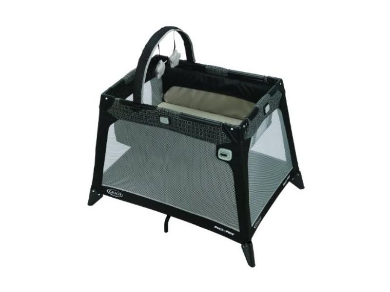 lit pliant graco nimble nook pierce vente de graco. Black Bedroom Furniture Sets. Home Design Ideas