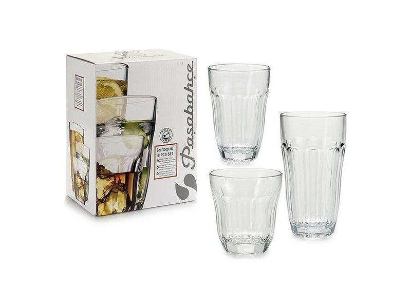 Verres et carafes splendide set de verres (18 pièces) 6 x (280 ml / 300 ml / 365 ml)