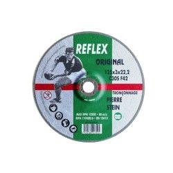 Outifrance - disque à tronçonner ø 115 mm (matériaux moyeu déporté)