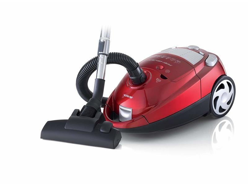 Ariete 2752 red silent aspirateur rouge 700 w [classe énergétique a] CDP-2752ARE