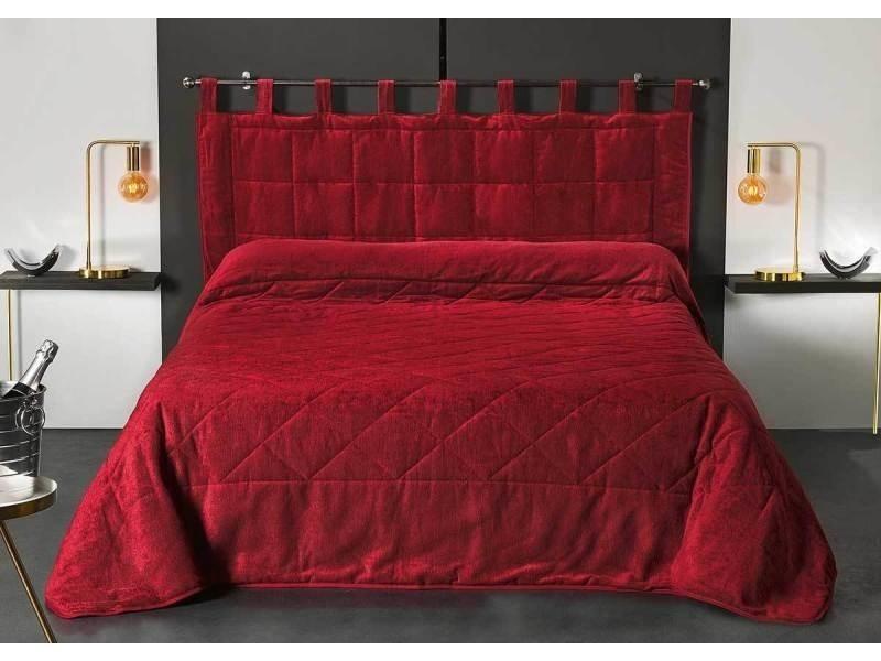 Jeté de lit à l aspect velours 180 x 240 cm - Vente de Plaid et couverture  - Conforama 3ac52f87b0a
