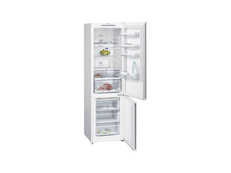 siemens refrigerateur frigo combin blanc 366l a froid. Black Bedroom Furniture Sets. Home Design Ideas