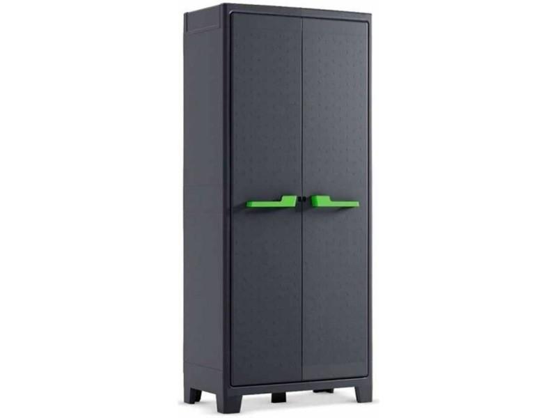 Curver keter armoire de rangement de jardin moby 182 cm 150 kg 422822
